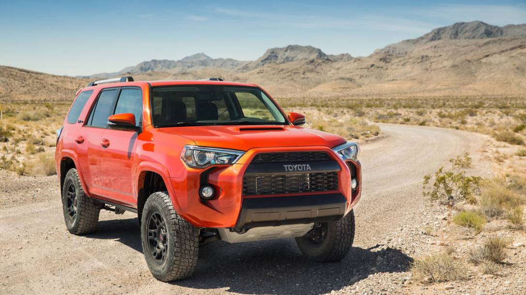 2015 Inferno Red -TRD Pro